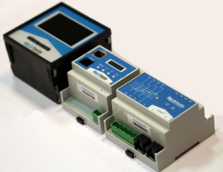 System monitorowania energii Racktivity